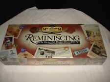 Reminiscing Millennium Edition 1940's thru 1990's Board Game New Sealed