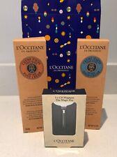 NEW L'Occitane Shea Butter Hand/Foot Duo 150ml Gift Set Magic Key Tube Squeezer