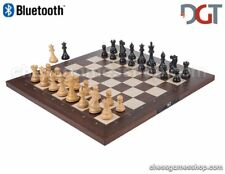 DGT BLUETOOTH Rosewood eBoard with EBONY pieces - Electronic chess