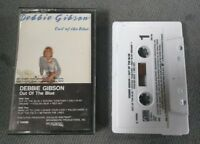 Out of the Blue by Debbie Gibson (Cassette 1987 Atlantic)