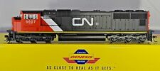 Canadian National #5607 SD70I Locomotive - HO Athearn Genesis G6131 NIB