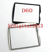 Window Display (Acrylic) Outer Glass For NIKON D60 Digital Camera Repair +Glue
