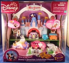 "NEW! NEVER OPENED! Disney Theme Parks ""DISNEY'S SHOWTIME CELEBRATION"" Playset"
