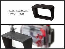 RG Blue - RMGF-HD1 Hood for Screen Magnifier