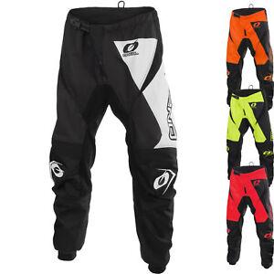 Oneal Matrix 2019 Motocross Pantaloni MX Dirt Bike Off Road Quad O