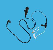 Security Radio Earphone Headphone for Motorola Radio PR400 Mag One A8 BPR40