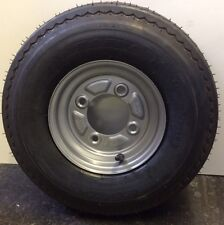 """8"""" Trailer Wheel and Tyre 4.80/4.00-8 fits some Erde/Daxara Trailers"""