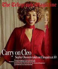 UK Telegraph Magazine September 2018: SOPHIE OKONEDO Joe Sugg PRINCE WILLIAM