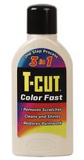 6x T-Cut Color Fast White Car Polish T Cut 500ml Trade Deal X6