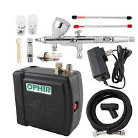 OPHIR Top Quality Portable Airbrush Bag Fit for Mini Air Compressor Airbrush Gun