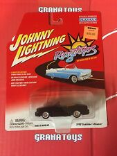 1992 Cadillac Allante Black Johnny Lightning Ragtops
