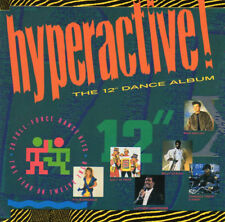 "Hyperactive! The 12"" Dance Album (4132) STAR 2328 - 12"" double lp excellent"