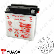 BATTERIA YUASA YB10L-B2 SUZUKI GS 500 2003>2007
