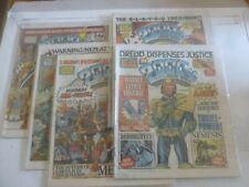 2000 AD Comic - 5 PROG JOB LOT - Progs 435 - 439 Inclusive - 1985 UK Paper Comic