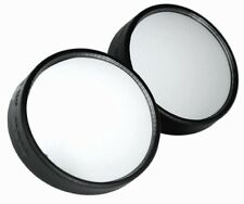 """2"""" Adjustable Stick On Blind Spot Wide Side View Angle Mirrors for Auto-Car"""