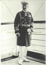 Postcard ROYALTY GERMANY - Kaiser Wilhelm II of Germany in NAVY uniform