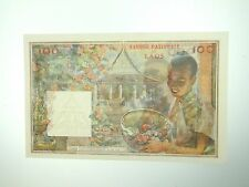 UNCIRCULATED 1957 100 KIP BANQUE NATIONALE DU LAOS CURRENCY BANKNOTE