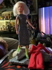 More details for charlies angels doll 1970s hasbro outfit jumpsuit , odd dress and even stranger