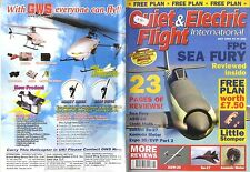 QUIET & ELECTRIC FLIGHT INTERNATIONAL MAGAZINE 2006 JUL LITTLE STOMPER FREE PLAN