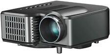 SceneLights Clip-LED-Beamer 20 Lumen LB-618 mit Media-Player & AV-In