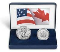 2019 Pride of Two Nations Limited Edition Two Coin Set West Point 19XB SILVER