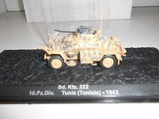 AMX AUF F1 155 MM 3 RGT ARTILLE MARINE FRANCE 1997 #02 MILITARY DeAGOSTINI 1:72