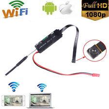 Wireless WIFI Hidden Camera 1080P Module DV DVR Safety Motion Nanny Cam Home