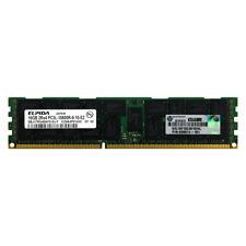 HP Genuine 16GB 2Rx4 PC3L-10600R DDR3 1333MHz 1.35V ECC REG RDIMM Memory RAM