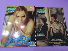 CIAK n.6 del 1992 con CIAK racconta in copertina Sharon Stone CON SCHEDE FILM