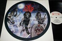 SLAYER Live Undead / Dutch LP 1985 ROADRUNNER RR 125500