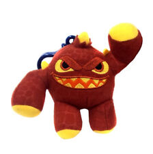 2012 Skylanders Giants Plush BAG CLIP - Eruptor