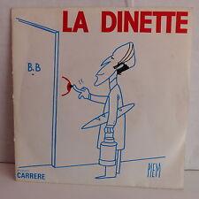 REMY TERAND ANNE VIOLETTE La dinette 49116 Dessin PIEM