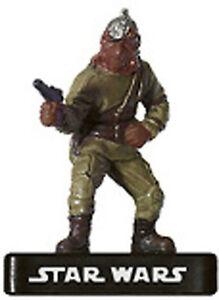 STAR WARS MINIATURES C NIKTO SOLDIER 50/60 AE