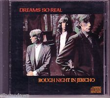 DREAMS SO REAL Rough Night in Jericho 1988 CD Heart of Stone City Love 80s Rock