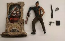 McFarlane Movie Maniacs - Evil Dead Army of Darkness Ash Figure - Used Loose