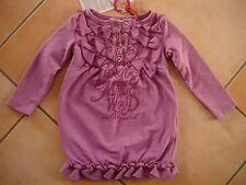 (72) Nolita Pocket Baby Kleid mit Volants Druckknöpfen und Druck gr.3-6 Monate