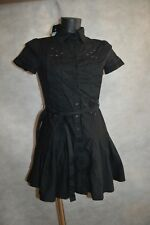 ROBE TUNIQUE CHEMISE  DDP TAILLE M/38  DRESS/KLEID/ABITO/VESTIDO NEUF LBD