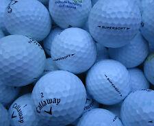 100 Callaway Supersoft Golfbälle AAAA - AAA