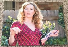 LESLIE MANN APATOW SIGNED AUTOGRAPH THIS IS 40 KNOCKED UP 8x10 PHOTO B w/PROOF