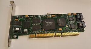 3Ware 8506-4LP PCI SATA Controller Card Standard PCI Bracket