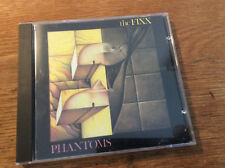The Fixx ‎- Phantoms  [CD Album] 1984 / Germany Allemagne Alsdorf NO BARCODE