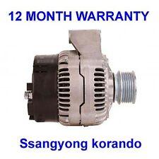 Ssangyong korando musso 2.2 2.3 2.9 1988 1989 1990 - 2000 alternator