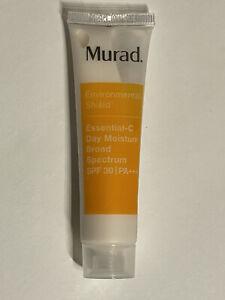 Murad Essential-C Day Moisture Broad Spectrum SPF 30 - 0.7 oz -No Box