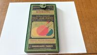 Vintage Mongol Colored Indelible Thin Lead Pencils 1930s Eberhard Faber No. 741