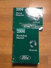 2004 Ranger Workshop Service Repair Manual With Wiring Diagrams