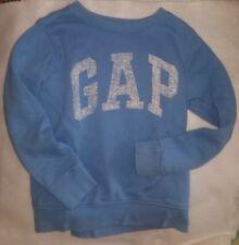 Boys Blue Gap Long Sleeve Sweater Size 5 Years Cotton Blend