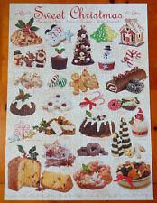 Sweet Christmas 1000 Piece Jigsaw Puzzle Eurographics Family Kids Teens Cookies