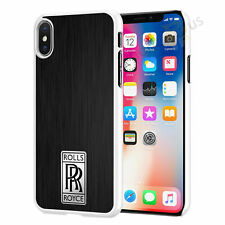 Rolls Royce Car Phone Case Cover For iPhone Samsung Huawei RS041-12