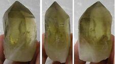 #6 240.40ct China Terminated Citrine Smokey Quartz Crystal Point Specimen 48.05g