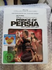 PRINCE OF PERSIA: THE SANDS OF TIME STEELBOOK [RARE/NEW/OOP/Blu-ray] Germany